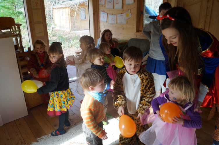Integrativer Waldkindergarten Ottobeuren